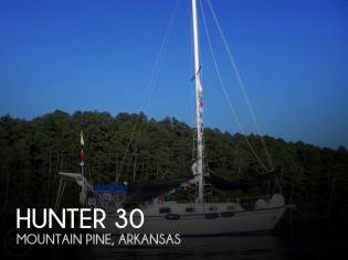 Hunter 30