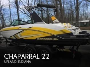 Chaparral 223 Vortex VRX