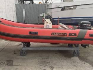 Custom Lomac Nautica 420 OK