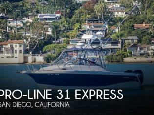 Pro-Line 31 Express