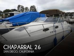 Chaparral 260