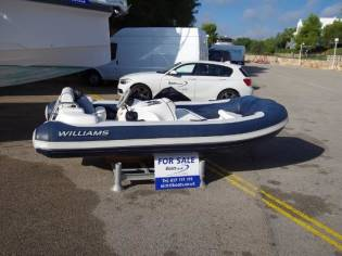 Williams Jet Tenders Turbojet 325 100HP