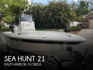 Sea Hunt XP 21