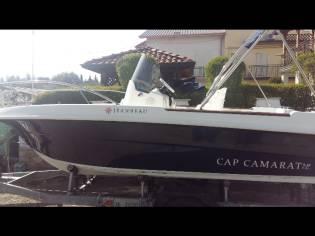Jeanneau Cap Camarat 5.5 CC Serie 2