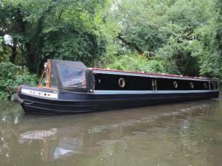 Narrowboat 60' G&J Reeves Trad