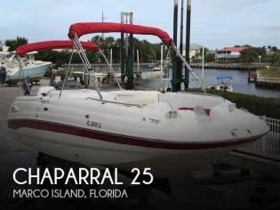 Chaparral 25