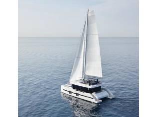 Sunreef Supreme 68 Sailing