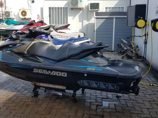 BOMBARDIER SEA DOO 300 GTX LTD
