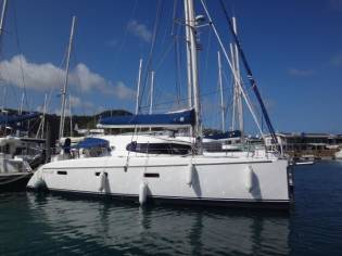 Nautitech 40.2 owner 3 cabins