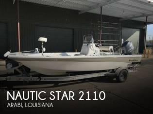 Nautic Star 2110
