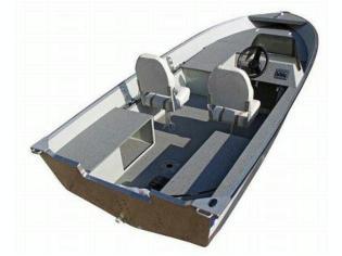 Alu-Marine Boot FSC17 DLX