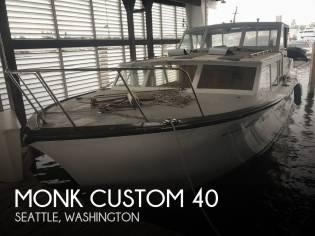 Youngquist Custom Monk 40