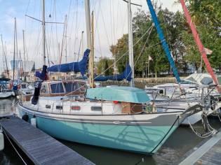Tyler Boats Neptunian 33