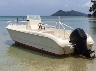 Sea Sportster 21'