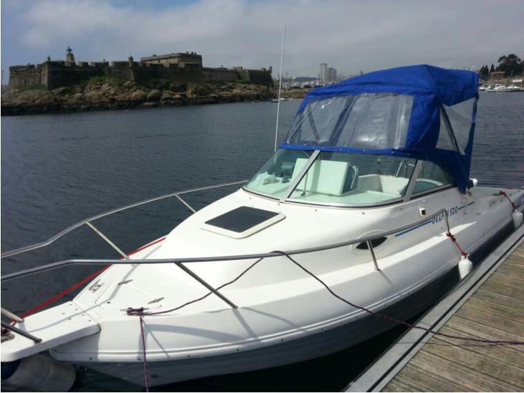 Felco delfyn 520 en nauta coru a lanchas de ocasi n for Cosas de segunda mano en coruna
