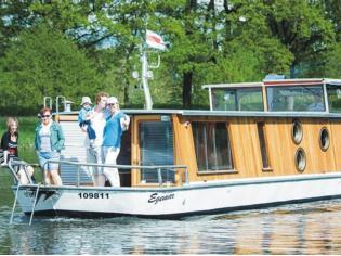 Hausboot YB35 Classic (LK)