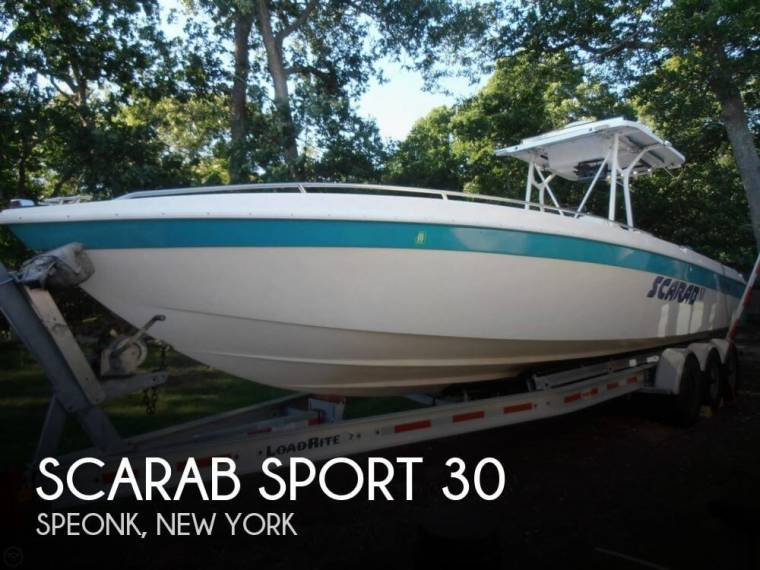 Scarab Sport 30