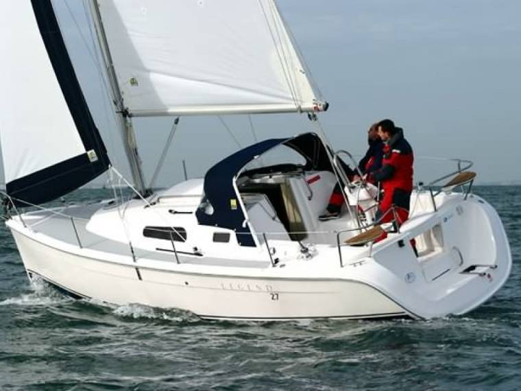 Hunter 27 Twin-keel