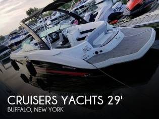 Cruisers Yachts 298 SS