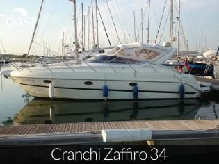 Cranchi Zaffiro 34