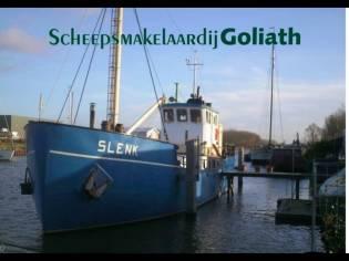 Woonboot Kotter 24m