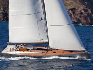 Carbon Ocean Yachts Maxi-Yacht 82