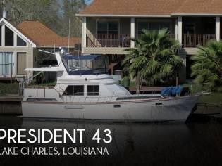 President 43 Double Cabin Aft Motor Yacht