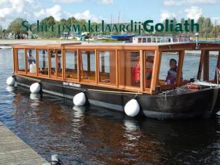 Rondvaartboot Open rondvaartboot