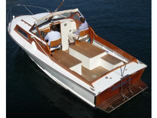 Clásico de madera Lagos L7