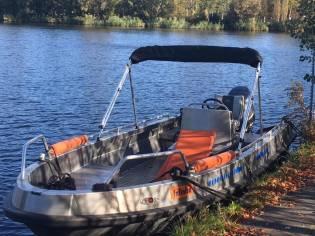 Van Vossen  Twister 550 Alu boat