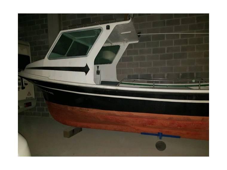 Barco CHIPIÑONERA GOIMAR