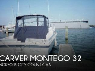 Carver Montego 32