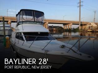 Bayliner 2859 Ciera Command Bridge
