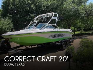 Correct Craft Air Nautique SV-211 Team Edition