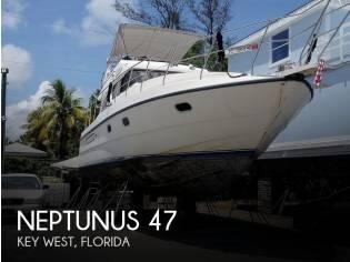 Neptunus 138 Sedan / Flybridge