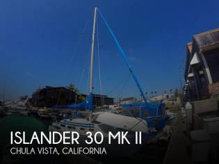 Islander 30 MK II