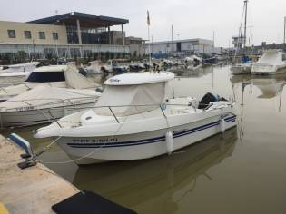 Quicksilver 630 Pilothouse OB