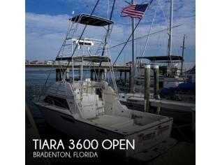 Tiara 3600 Open