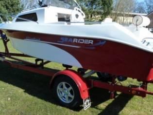SeaRider 520 weekend basic Kajütboot