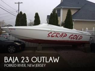 Baja 23 Outlaw