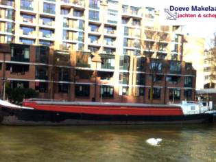 Dutch Barge, Live aboard 38.93 with TRIWV