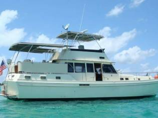 Gulfstar Trawler 53 Cruiser or Live Aboard