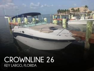 Crownline 262 CR