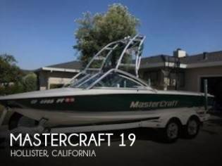 Mastercraft 190 Prostar