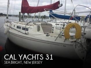 Cal Yachts 31