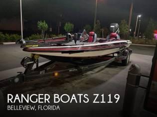 Ranger Boats Z119