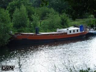 Woonboot / Houseboat Peters Dedemsvaart Klipper