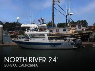 North River 24' Seahawk