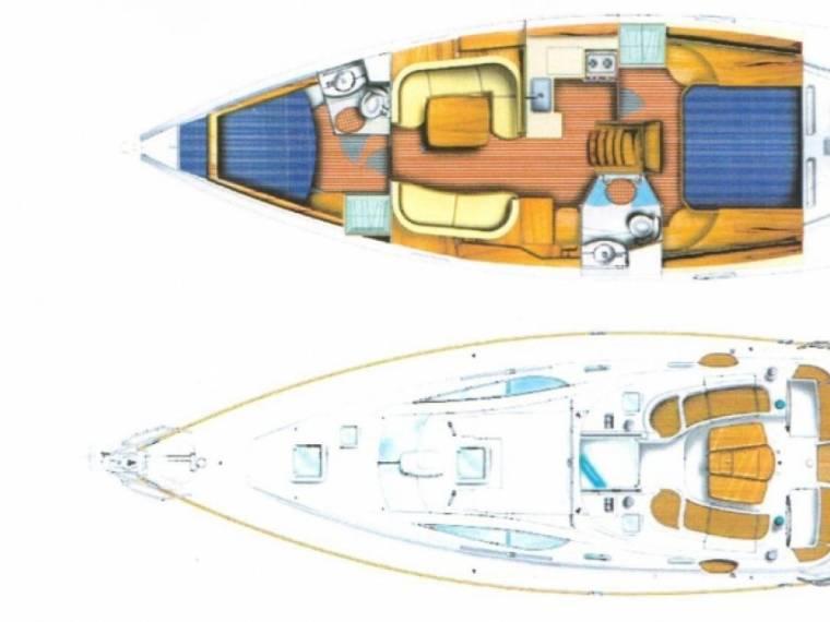 Sun Odyssey 42 DS