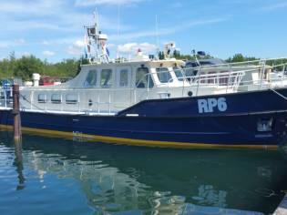 Ex - Patrouille Schottelboot RP6